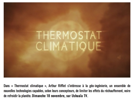 thermostat climatique